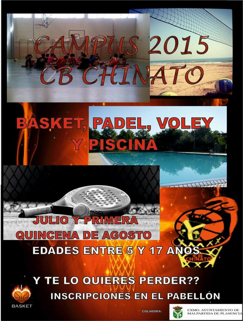 CAMPUS 2015 C.B. CHINATO